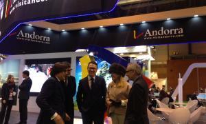 Andorra dona a conèixer a Fitur l'oferta turística i d'esdeveniments