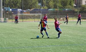 L'FC Andorra guanya el triangular  al CE FAF