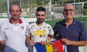 Rui Beja supera la prova  i fitxa per l'FC Andorra