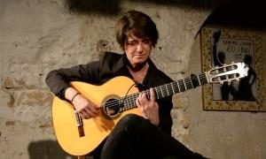 La guitarrista Antonia Jiménez, convidada de luxe al primer cap de setmana flamenc, del 5 al 7 de març.