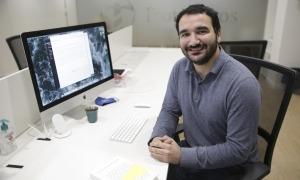 L'editor Jan Arimany.