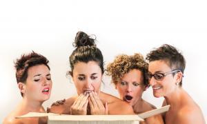 Andorra, teatre, Líquid Dansa, Quin/a Cony/a, estrena, temporada, Comunal, Vero Pérez, Mòmica Vega, Anna Frases, Judith Villaró, Sergi Vallès