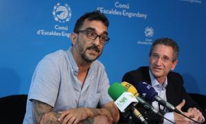 """Massimo di Stefano: """"Ens hem presentat amb retard"""""""