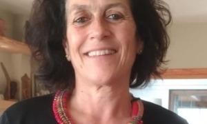 La propietària dels cinemes Guiu de la Seu, Montse Guiu.