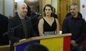 Andorra, Nit Literària, ciència ficció, Herce, Speedrunner, Alex Puig, Gálvez, Ghost In The Shell,  premis, Simulacions de vida