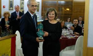 Andorra, Encamp, Nit Literària, Núria Gras, Fiter i Rossell, Principat d'Andorra, Vicenç Mateu