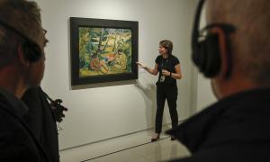 La tercera exposició del Thyssen Andorra, 'Femina-Feminae', va obrir a l'octubre i es pot visitar fins al 10 de setembre.