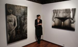 Andorra, Riberaygua, Sam Bosque, exposició, Varium et mutabile semper femina