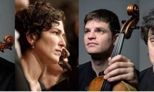 Andorra, Quartet Dóppler, concert, quartet, Nits d'estiu, Museu de l'Automòbil, clàssica, Nits de jazz a la pèrgola