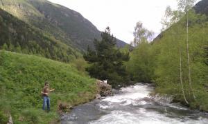 Al Gran Valira, al riu d'Os i a l'estany d'Engolasters la temporada arrencarà el 14 de marc.