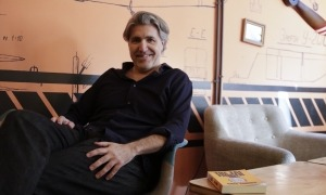 Greg Coonen, autor de 'La pífia'.