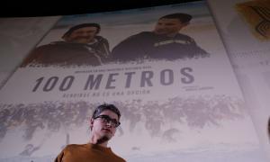 Andorra, cine, escleroso múltiple, Marcel Barrena, Trana, Illa Carlemany, Anna Parramon, Ramon Arroyo