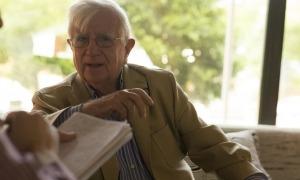 Tomàs Alcoverro (Barcelona, 1940) va exercir de corresponsal de 'La Vanguardia' a Beirut des del 1970 fins a la jubilació.