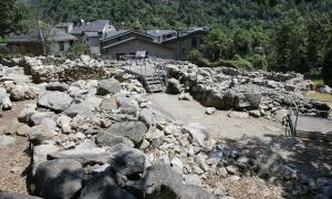 Andorra, jaciment, la Margineda, recreació històrica, arqueologia, andosinoi, Molines, castell, fortalesa