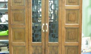 Andorra, hotel Valira, restauració, ascensor, Rosaleda, Casa Felipó, Thyssen, porta, vitralls