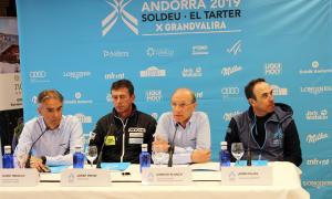 L'organització va fer balanç ahir de les finals de la Copa del Món Andorra 2019.