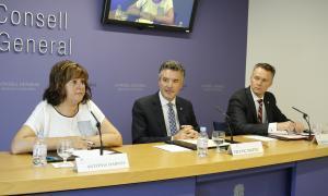 El Consell assumeix el Maria Geli i li dona projecció internacional