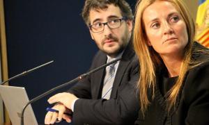 Andorra. política lingüística, Èric Jover Olga Gelabert, català