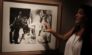 Andorra, Picasso, Seducció i lluita, Aurora baena, CAEE, exposició, gènere, feminisme