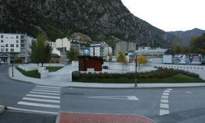 Andorra, Santa Coloma, frescos de Santa Coloma, romànic,