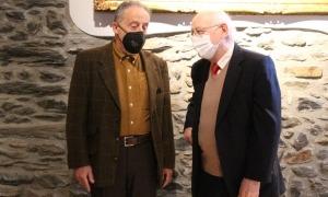 Albert Padrol i Eugeni Bregolat, avui.