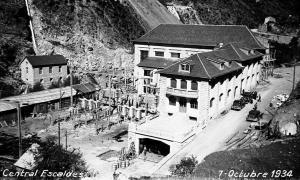 Andorra, Escaldes, arquitectura, FEDA. Sant Pere màrtir, Danés, Josep Danés, conferència, SAC