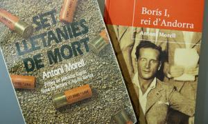 Amdorra, Morell, Anem, Set lletenies de mort, Borís, Borís I rei d'Andorra, novel·la, Passaport sense nom, Andorra 7, casa Giraut, La Massana