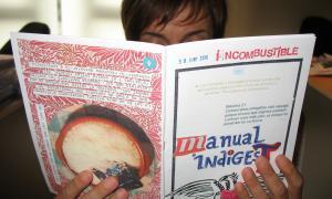 Andorra, fanzine, Manual Indigest, Eve Ariza, Carles Sánchez, Sergi Mas