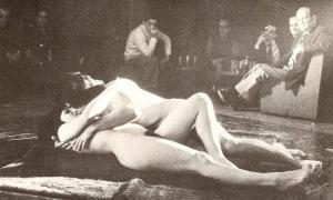 Andorra, Gigó, Reguant, La perversa caricia de Satán, El espectro de Justine, Porno Girls, Ex-libris, S, pel·lícula S, pornografia, erotisme