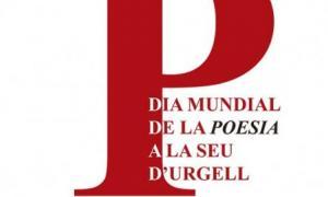 El logotip del Dia mundial de la poesia.