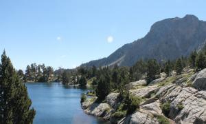 Una imatge del Parc Nacional d'Aiguestortes.