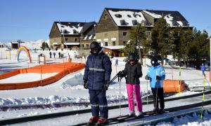 Les estacions d'esquí no aprofiten totes les potencialitats d'internet