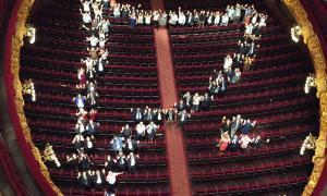 La Seu entra al Liceu a la fresca amb la projecció de 'La Bohème'