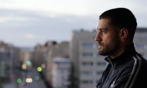 Bernat Lavaquiol, regidor de la CUP a l'Ajuntament de la Seu d'Urgell.