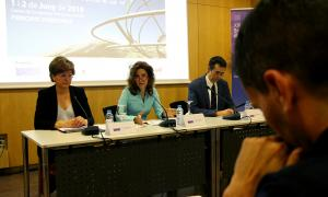 Un moment de la presentació del 13è Congrés de la SCAP.
