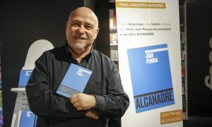 Andorra, novel·la, Joan Peruga, Alcanadre, FNAC, Editorial Andorra