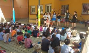 Més de 140 nens participaran enguany en el casal d'estiu.