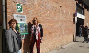 La capital de l'Alt Urgell ja disposa de nou equips de cardioprotecció.