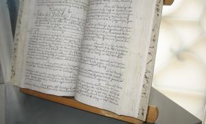 Andorra, Andorra Aeterna, Biblioteca Nacional, Miquel Huguet, Decret imperial, quèstia