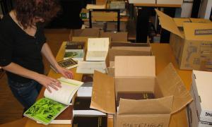 Andorra, Bíblia, Biblioteca Nacional Pere Roquet, Meritxell, Júlia Fernández