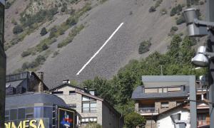 Andorra, land art, Pere Moles, Carroi,