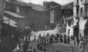 Andorra, contrapàs, Armengol, ball del contrapàs