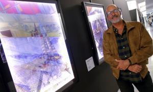 Andorra, Escaldes, Caldea, exposició, Ilcio Arvellos, Aigües de tardor, fotografia