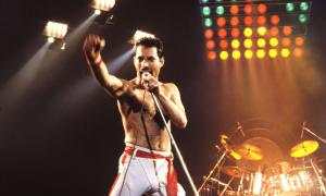 Freddie Mercury, traspassat el 1991 i protagonista del nou musical del Laboratori.