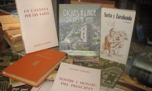Andorra, Rafael Tamarit, poesia, Digues a l'aire Digues al vent, Josep Laínez, En calessa per les Valls