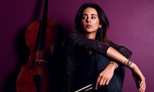 La violoncel·lista Carolina Bartumeu, un dels talents sorgits de l'Institut de música.