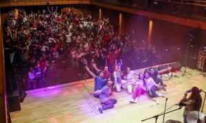 Dàmaris Gelabert omple l'Auditori