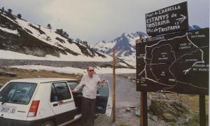 Martí i Pol, a les portes de Tristaina: era el 1978.
