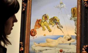 Andorra, Museu del Tabac, exposició, Dali, Vallès, Planells, Pichot, Pitxot, Ermitage, Meifrén, Surrealisme a Catalunya, Empordà