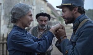 Nathalie Baye a 'Les gardiennes', el llargmetratge que estrenarà el 6 de febrer la nova etapa de les 'soirées'.